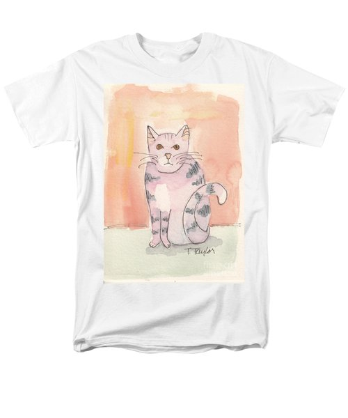 Tabby Men's T-Shirt  (Regular Fit) by Terry Taylor