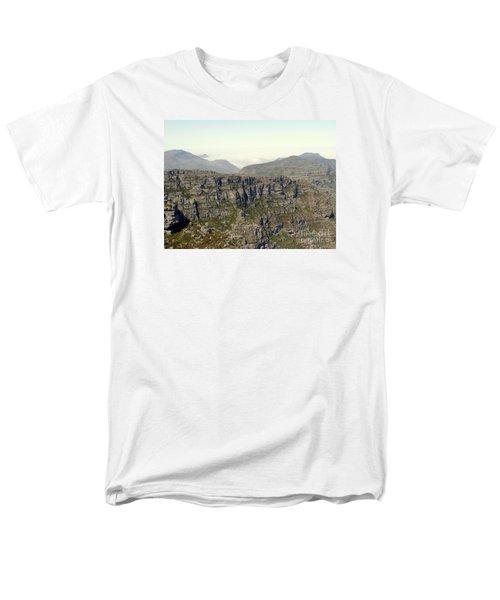Table Rock View Men's T-Shirt  (Regular Fit) by John Potts