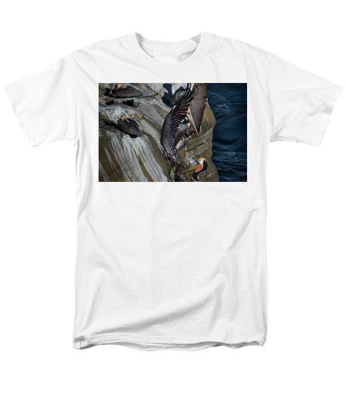 Takeoff Men's T-Shirt  (Regular Fit) by James David Phenicie