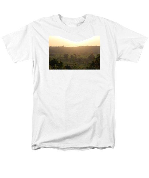 Tansa Valley, Vajreshwari From The Devi Temple Complex Men's T-Shirt  (Regular Fit) by Jennifer Mazzucco