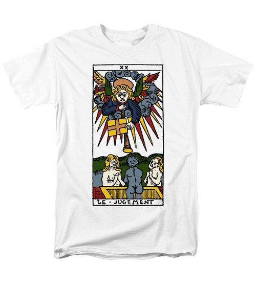Tarot Card Judgement Men's T-Shirt  (Regular Fit) by Granger