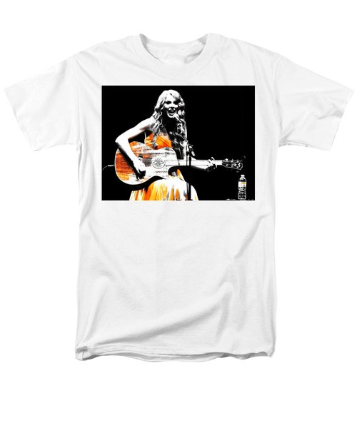 Taylor Swift 9s Men's T-Shirt  (Regular Fit) by Brian Reaves