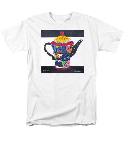 Tea For Two Men's T-Shirt  (Regular Fit) by Diane Arlitt