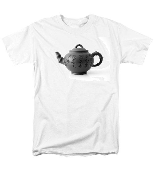 Men's T-Shirt  (Regular Fit) featuring the photograph Teapot by Gina Dsgn