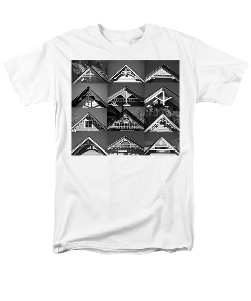 Men's T-Shirt  (Regular Fit) featuring the photograph Telluride Classics by David Lee Thompson