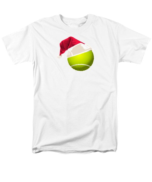 Tennis Christmas Gifts Men's T-Shirt  (Regular Fit) by MGdezigns