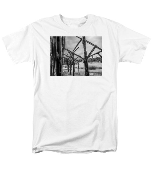 Testament Men's T-Shirt  (Regular Fit) by Rhys Arithson
