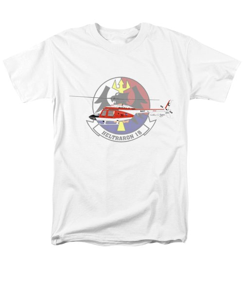 Men's T-Shirt  (Regular Fit) featuring the digital art Th-57c Ht-18 by Arthur Eggers