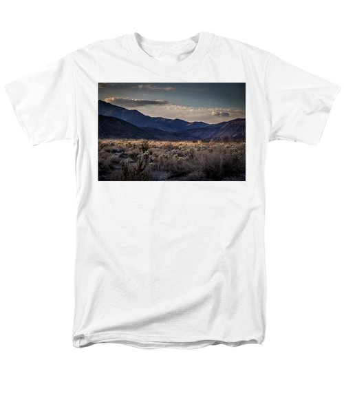 Men's T-Shirt  (Regular Fit) featuring the photograph The American West by Peter Tellone