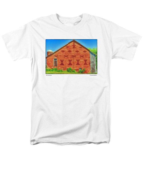 The Ascension Men's T-Shirt  (Regular Fit) by R Thomas Berner