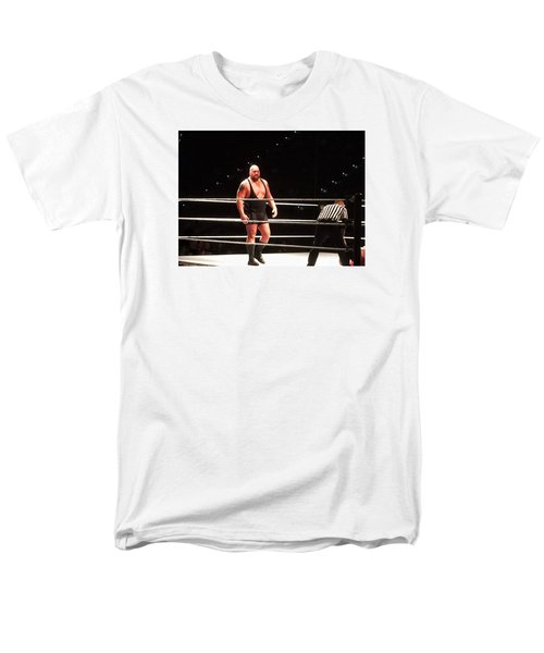 The Big Show Men's T-Shirt  (Regular Fit) by Paul  Wilford