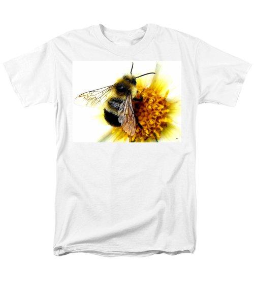The Buzz Men's T-Shirt  (Regular Fit)
