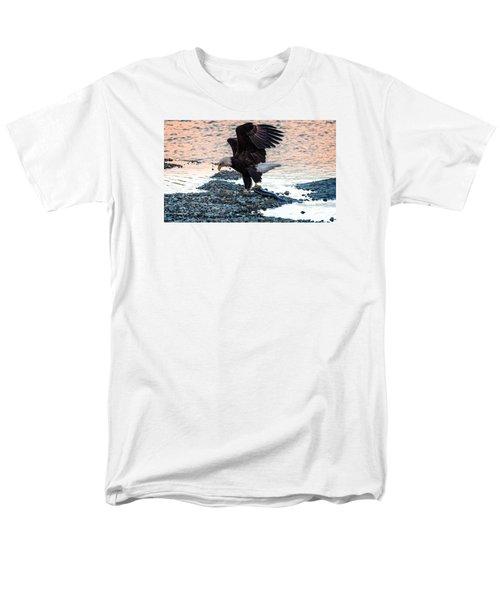 The Catch Men's T-Shirt  (Regular Fit) by Sabine Edrissi