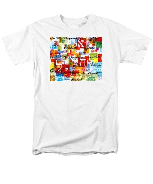 The Creator Men's T-Shirt  (Regular Fit) by Gary Bodnar