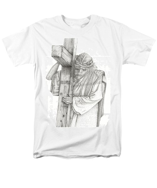 The Cross Men's T-Shirt  (Regular Fit)