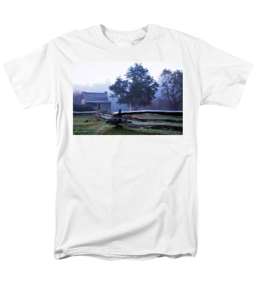 The Dan Lawson Place Men's T-Shirt  (Regular Fit) by Lana Trussell