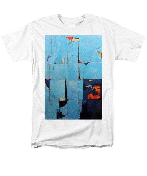The Day Dispatches The Night Men's T-Shirt  (Regular Fit) by Bernard Goodman