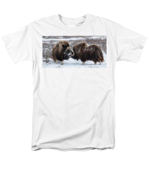 The Face Off  Men's T-Shirt  (Regular Fit)