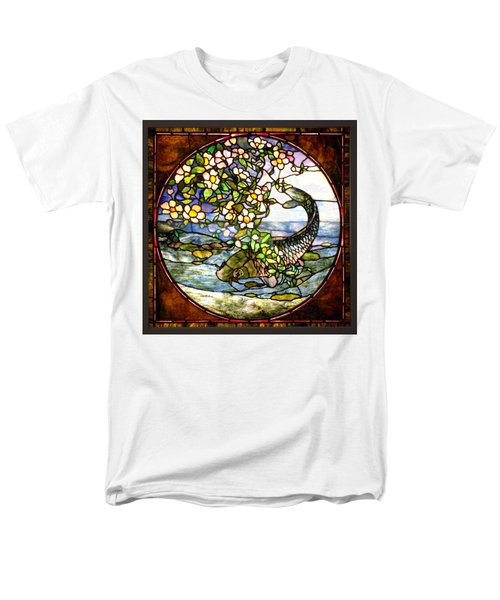 The Fish Men's T-Shirt  (Regular Fit) by Joseph Skompski