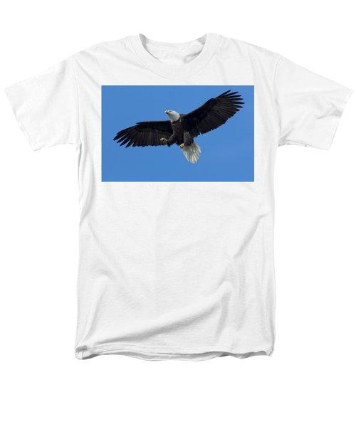 The Landing Men's T-Shirt  (Regular Fit) by Sheldon Bilsker