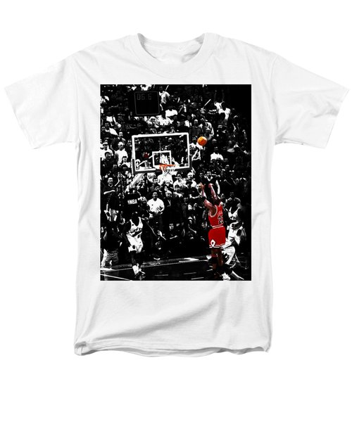 The Last Shot 23 Men's T-Shirt  (Regular Fit) by Brian Reaves