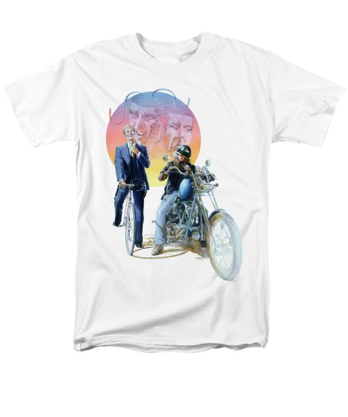 The Missionary And The Angel Men's T-Shirt  (Regular Fit)