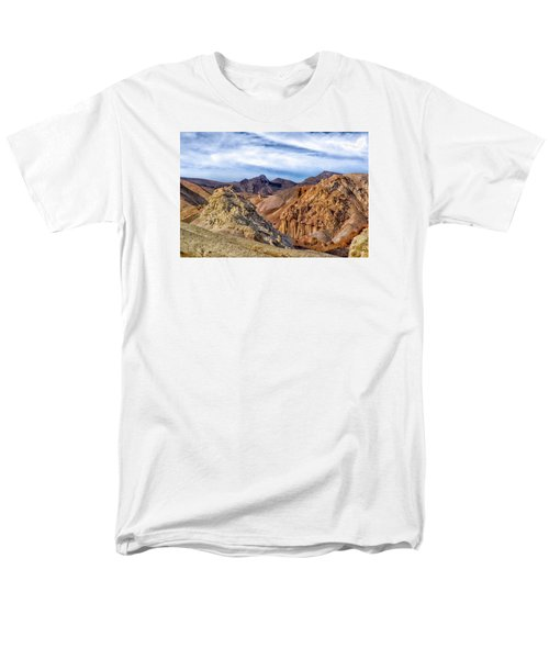 Men's T-Shirt  (Regular Fit) featuring the photograph The Monte Cristos  by Janis Knight