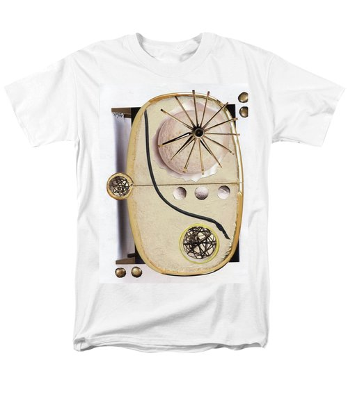The Navigator Men's T-Shirt  (Regular Fit) by Michal Mitak Mahgerefteh