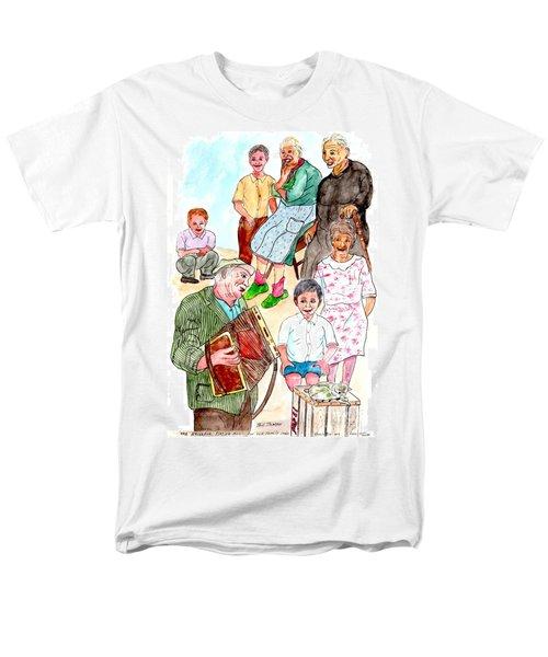 The Neighborhood Music Man Men's T-Shirt  (Regular Fit)