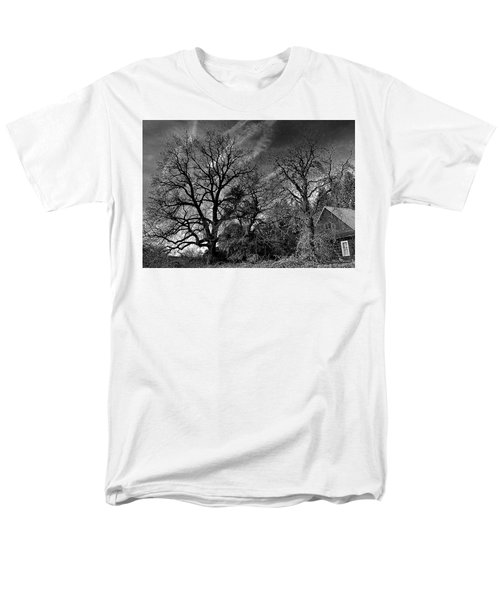 The Old Oak Tree Men's T-Shirt  (Regular Fit) by Steve Warnstaff