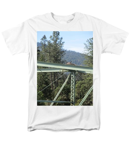 Men's T-Shirt  (Regular Fit) featuring the photograph The Pretender by Marie Neder
