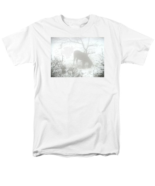 The Primal Mist Men's T-Shirt  (Regular Fit) by Annemeet Hasidi- van der Leij