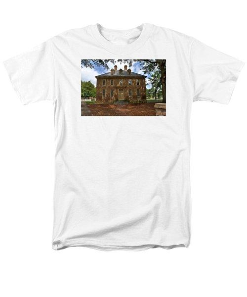 The Restored Brafferton Men's T-Shirt  (Regular Fit) by Jerry Gammon