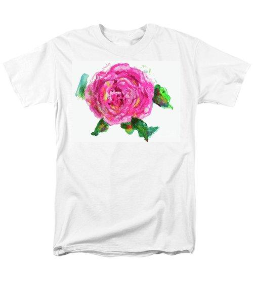 The Rose Men's T-Shirt  (Regular Fit) by Beth Saffer