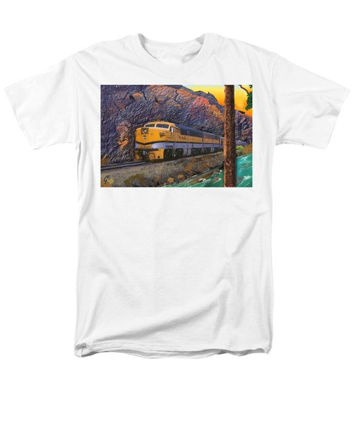 The Royal Gorge Men's T-Shirt  (Regular Fit) by J Griff Griffin