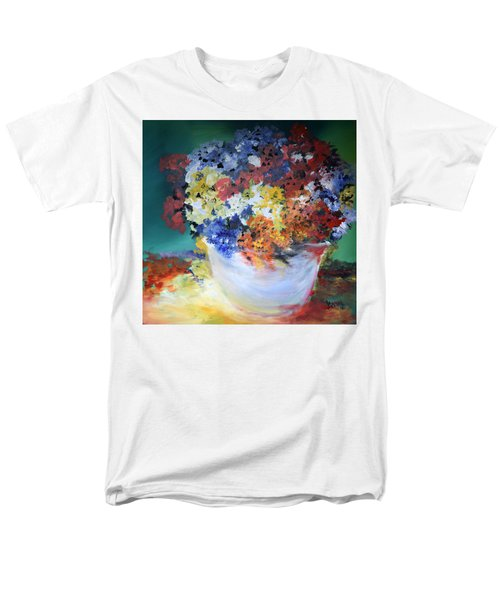 The Silver Pot Men's T-Shirt  (Regular Fit) by Gary Smith