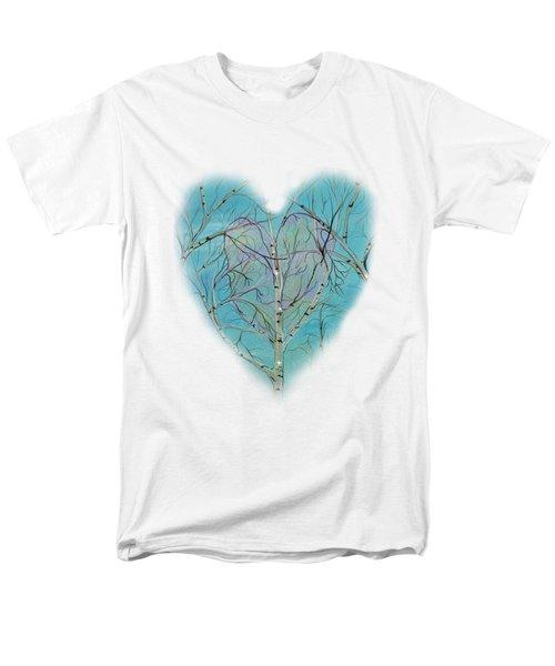 The Trees Speak To Me In Whispers Men's T-Shirt  (Regular Fit) by Deborha Kerr