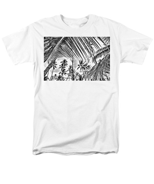 Men's T-Shirt  (Regular Fit) featuring the photograph The Tropics by DJ Florek