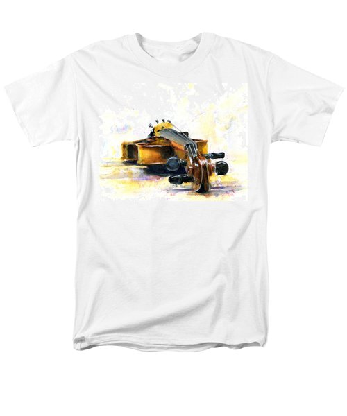 The Violin Men's T-Shirt  (Regular Fit)