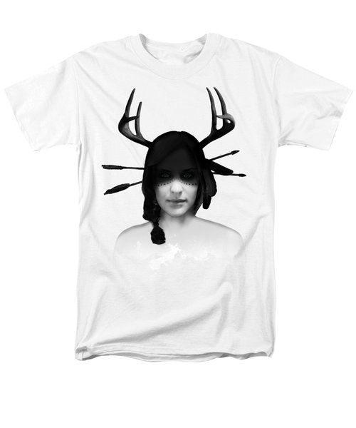 Men's T-Shirt  (Regular Fit) featuring the photograph The Volva by Nicklas Gustafsson