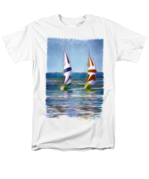 The Wind In Your Sails Men's T-Shirt  (Regular Fit)