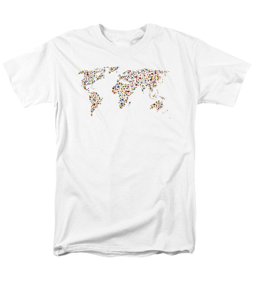 The World Is Made Up Of All Sorts Men's T-Shirt  (Regular Fit) by Marlene Watson