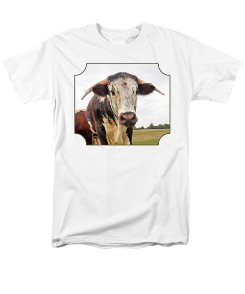 This Is My Field Men's T-Shirt  (Regular Fit)