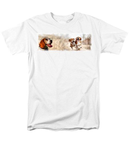 Three Amigos Men's T-Shirt  (Regular Fit) by Maciek Froncisz