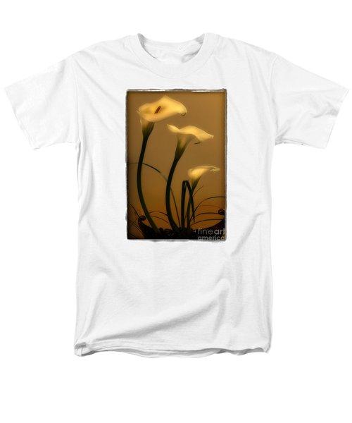 Three Lilies Men's T-Shirt  (Regular Fit)