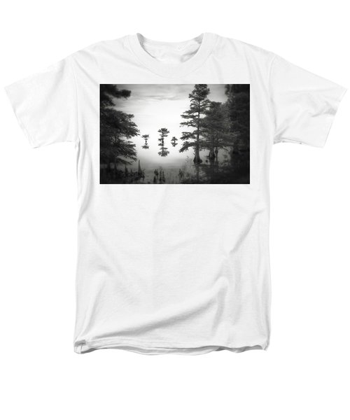 Men's T-Shirt  (Regular Fit) featuring the photograph Three Little Brothers by Eduard Moldoveanu