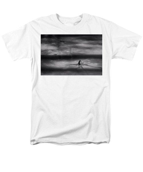 Men's T-Shirt  (Regular Fit) featuring the photograph Til Spring by Mark Fuller