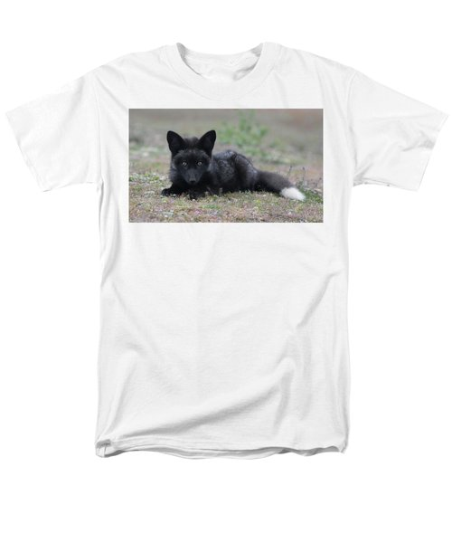 Men's T-Shirt  (Regular Fit) featuring the photograph Here's Looking At You by Elvira Butler