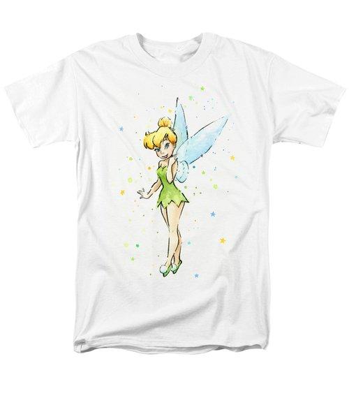 Tinker Bell Men's T-Shirt  (Regular Fit) by Olga Shvartsur