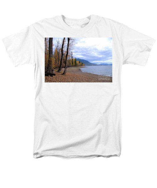 The Song Of October Men's T-Shirt  (Regular Fit) by Victor K